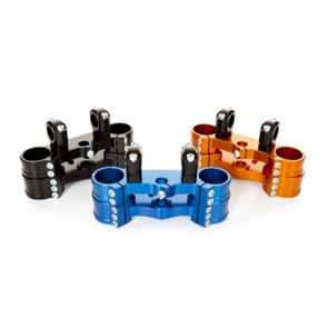 KTM SX65 TRIPLE CLAMPS BY OZZO RACING 2009-2017
