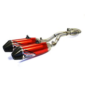 HGS Exhaust system- Honda CRF450R 2015-2021